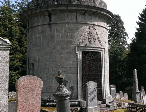 Elyza Fraser Mausoleum