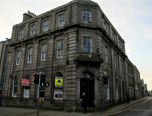 Trust purchases former Clydesdale Bank in Fraserburgh