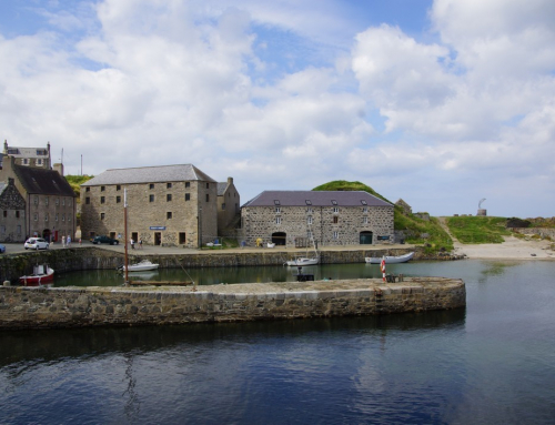 Future of historic harbour-side buildings secured for generations to come